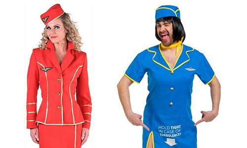 Stewardess Pakje