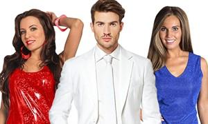 Toppers in Concert 2018 Pretty In Pink kleding kopen bij Carnavalsland