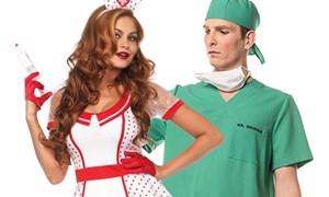 Dokter & Zuster kostuum kopen bij Carnavalsland