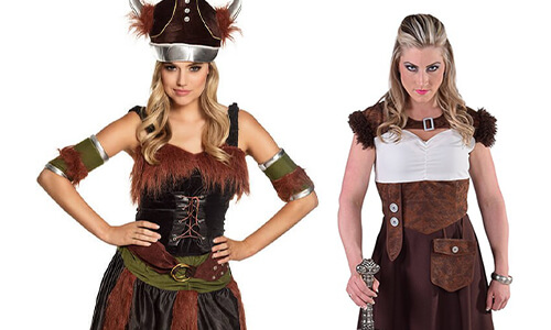 Viking Kostuum Vrouw