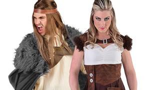 Carnavalsaccessoires Vikingen