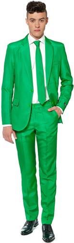 Herenkostuum Suitmeister Solid Green
